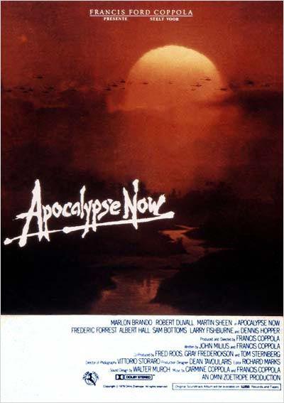 bande originale, musiques de Apocalypse Now