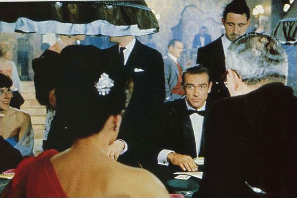 James Bond 007 contre Dr. No : photo Ian Fleming, Sean Connery, Terence Young
