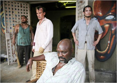 Prison Break : Photo Robert Knepper, Robert Wisdom