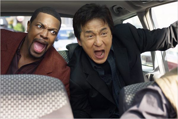Rush Hour 3 : photo Brett Ratner, Chris Tucker, Jackie Chan