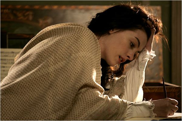 Jane : photo Anne Hathaway, Julian Jarrold