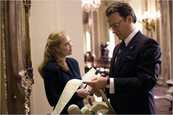 La Guerre selon Charlie Wilson : Photo Amy Adams, Tom Hanks