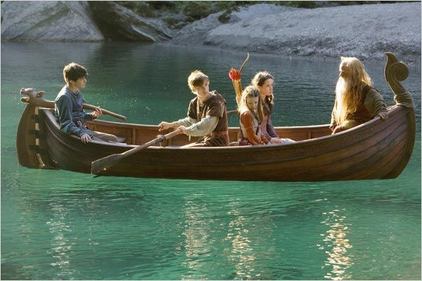 Le Monde de Narnia : Chapitre 2 - Le Prince Caspian : Photo Andrew Adamson, Anna Popplewell, Georgie Henley, Peter Dinklage, Skandar Keynes