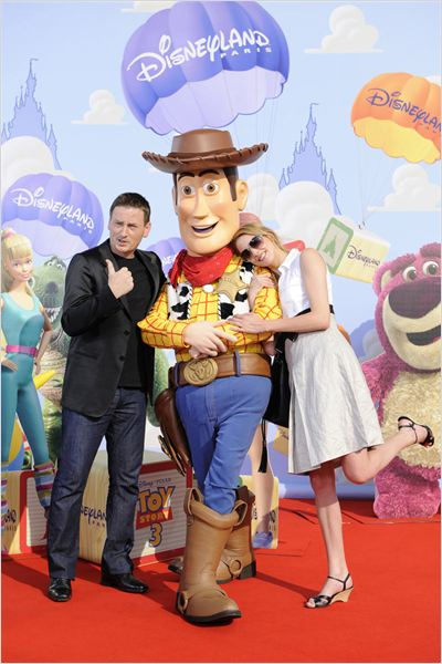 Toy Story 3 : photo Beno&#238;t Magimel, Fr&#233;d&#233;rique Bel, Lee Unkrich