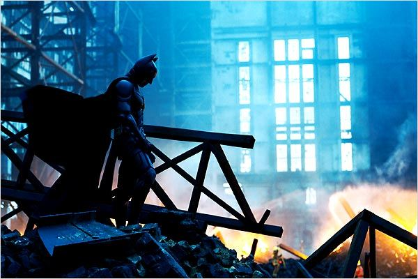 The Dark Knight, Le Chevalier Noir : Photo Christian Bale