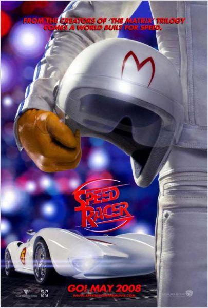 Speed Racer : Affiche Andy Wachowski, Lana Wachowski