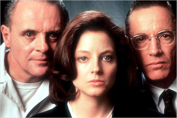 Le Silence des agneaux : photo Anthony Hopkins, Jodie Foster, Jonathan Demme, Scott Glenn