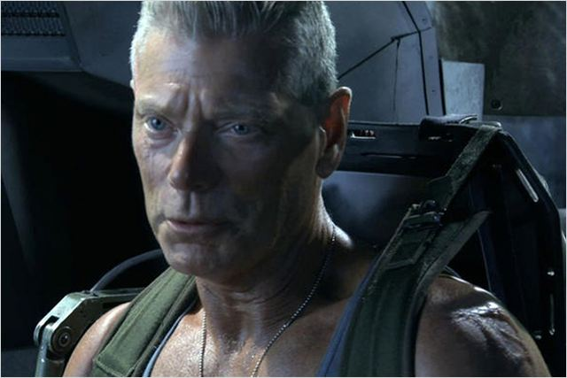 Avatar : photo James Cameron, Stephen Lang