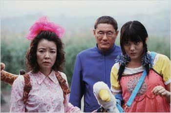 Glory to the Filmmaker ! : photo Takeshi Kitano