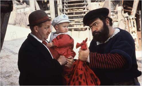 Popeye : Photo Paul Dooley, Paul L. Smith, Robert Altman