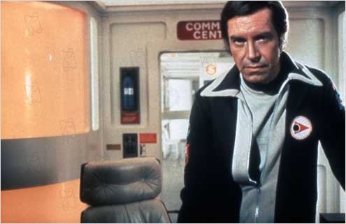 Cosmos 1999 : photo Martin Landau