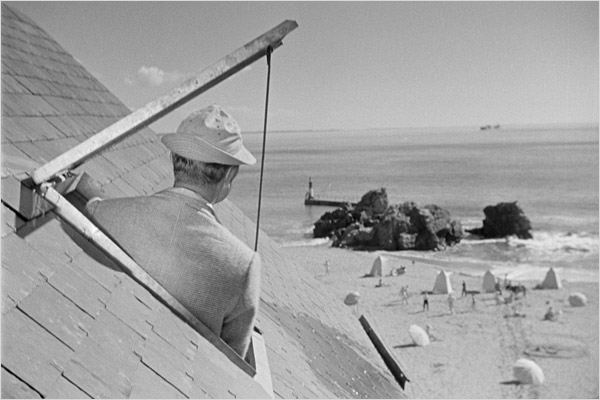 Les vacances de Monsieur Hulot : Photo Jacques Tati