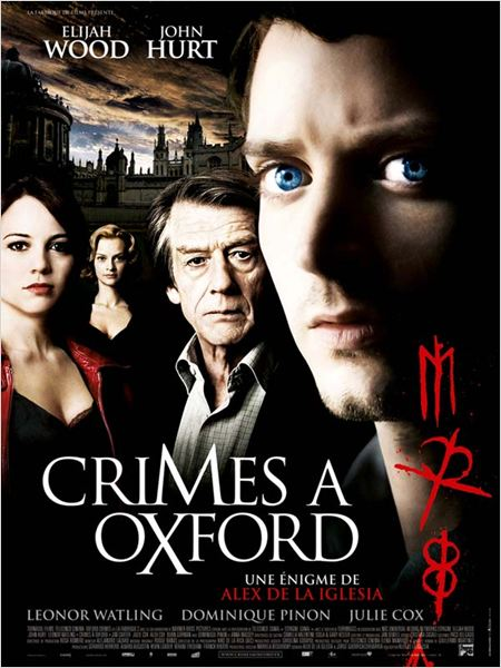 Crimes à Oxford (1CD) [FRENCH] [BRRIP] [MULTI]