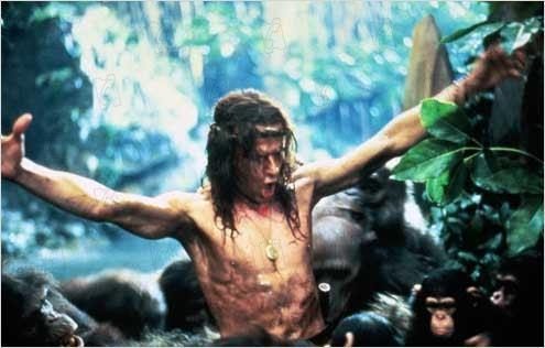 Greystoke, la légende de Tarzan : Photo Christophe Lambert, Hugh Hudson, Ian Holm