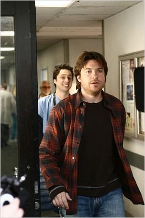 Scrubs : photo Jason Bateman, Zach Braff