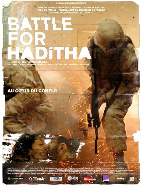 Battle For Haditha : affiche Nick Broomfield