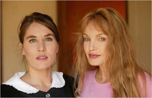 Le Courage d'aimer : Photo Arielle Dombasle, Claude Lelouch, Mathilde Seigner