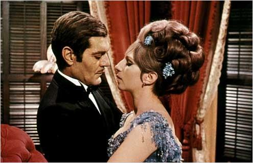 Funny Girl : Photo Barbra Streisand, Omar Sharif