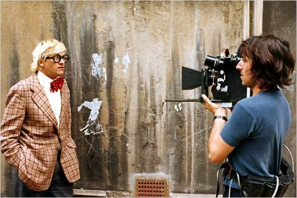 A Bigger Splash : Photo David Hockney, Jack Hazan