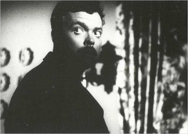 Le Criminel : Photo Orson Welles