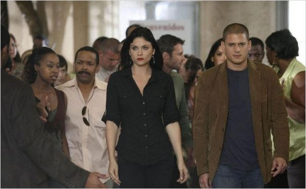 Prison Break : photo Jodi Lyn O'Keefe, Wentworth Miller