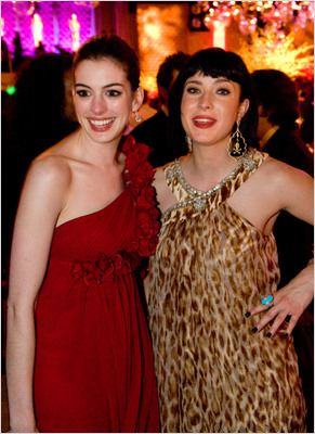 C&#233;r&#233;monie des Oscars 2008 (TV) : photo Anne Hathaway, Diablo Cody