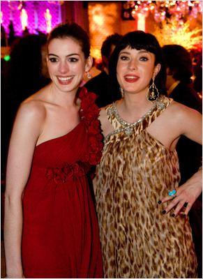 Cérémonie des Oscars 2008 : Photo Anne Hathaway, Diablo Cody