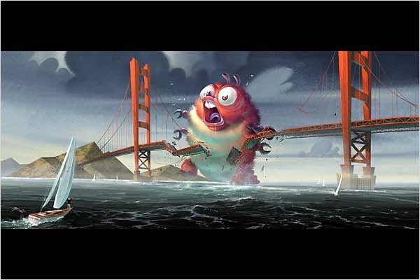 Monstres contre Aliens : Photo Conrad Vernon, Rob Letterman