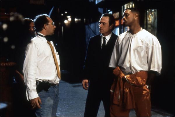Men in Black : Photo Barry Sonnenfeld, Tommy Lee Jones, Will Smith
