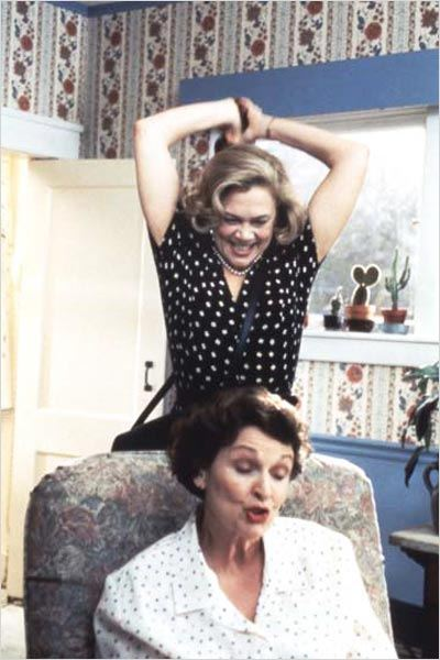 Serial Mother : Photo John Waters, Kathleen Turner