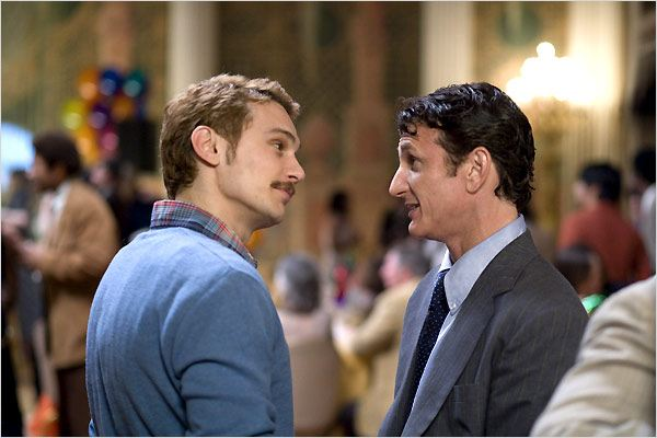 Harvey Milk : Photo Gus Van Sant, James Franco, Sean Penn