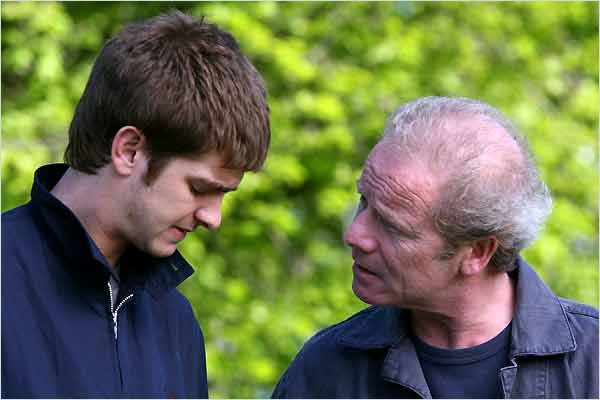 Boy A : Photo Andrew Garfield, John Crowley, Peter Mullan