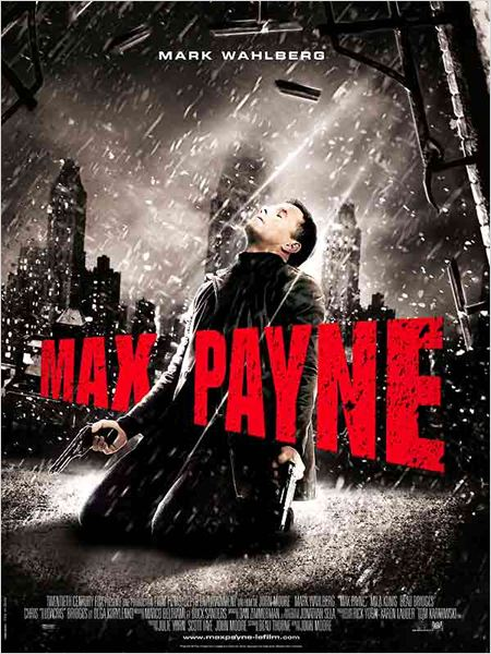 Max Payne FRENCH BRRIP [Multi]