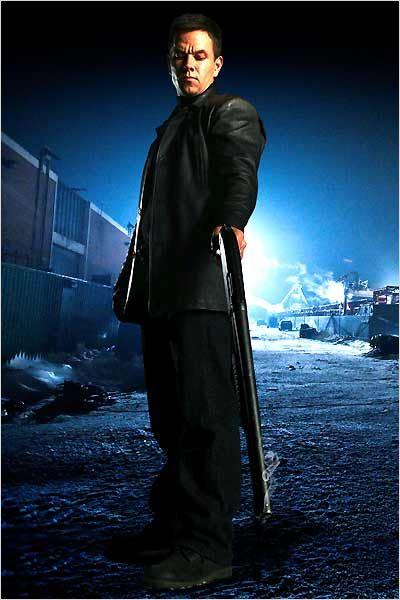 Max Payne : Photo John Moore, Mark Wahlberg