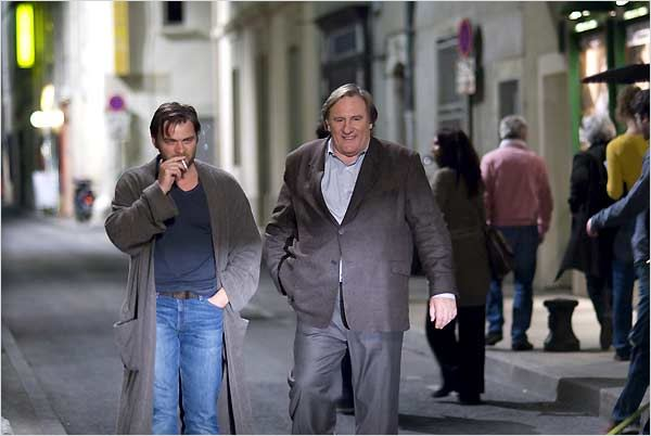Bellamy : photo Claude Chabrol, Clovis Cornillac, Gérard Depardieu