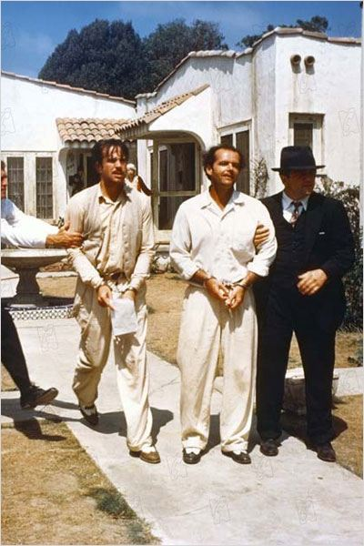 La Bonne fortune : photo Jack Nicholson, Mike Nichols, Warren Beatty