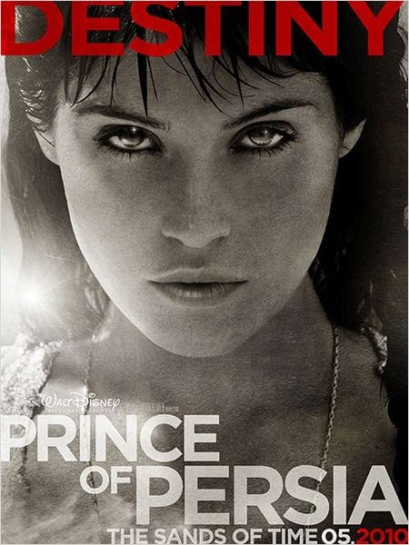 Prince of Persia : les sables du temps : Affiche Gemma Arterton, Mike Newell