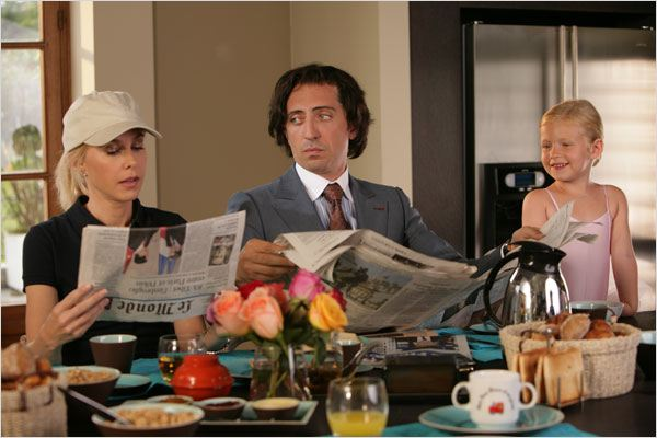 Coco : photo Gad Elmaleh, Pascale Arbillot
