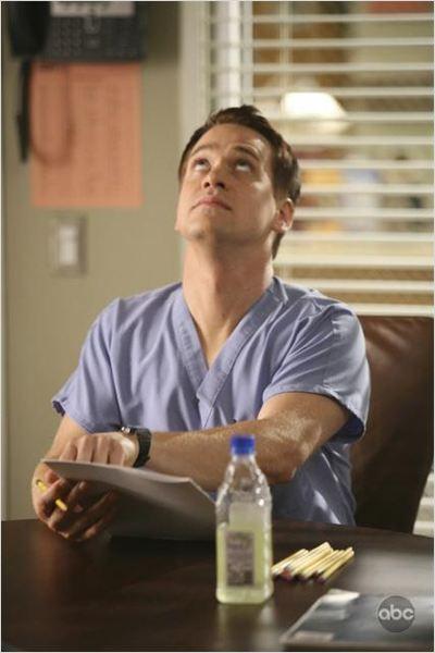Grey's Anatomy : Photo T.R. Knight