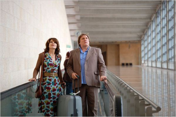 Hello Goodbye : photo Fanny Ardant, G&#233;rard Depardieu, Graham Guit