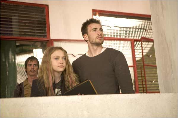 Push : Photo Chris Evans, Dakota Fanning, Paul McGuigan