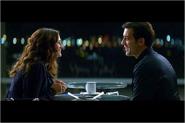 Duplicity : Photo Clive Owen, Julia Roberts, Tony Gilroy
