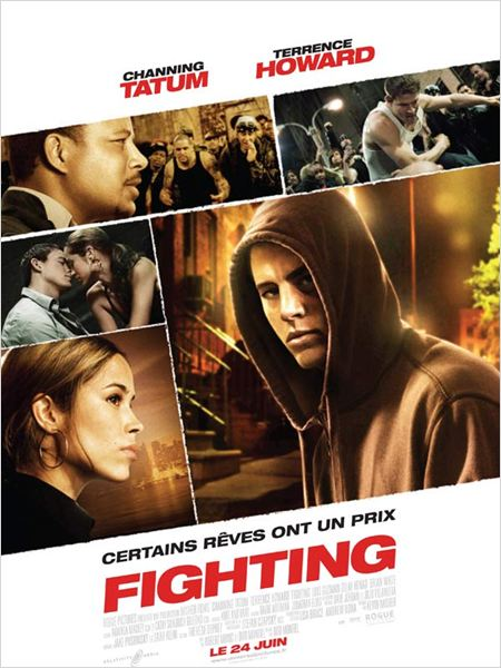 Fighting : Affiche Channing Tatum, Dito Montiel