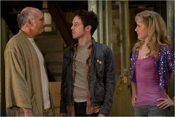 Whatever Works : Photo Evan Rachel Wood, Henry Cavill, John Gallagher Jr., Larry David, Woody Allen