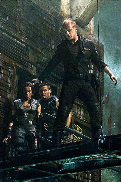 Pandorum : Photo Antje Traue, Ben Foster, Christian Alvart, Cung Le