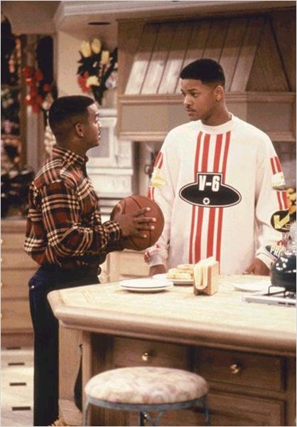 Le Prince de Bel-Air : Photo Alfonso Ribeiro, Will Smith