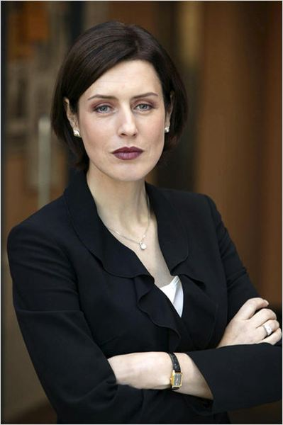 Inspecteur Lewis : Photo Gina McKee