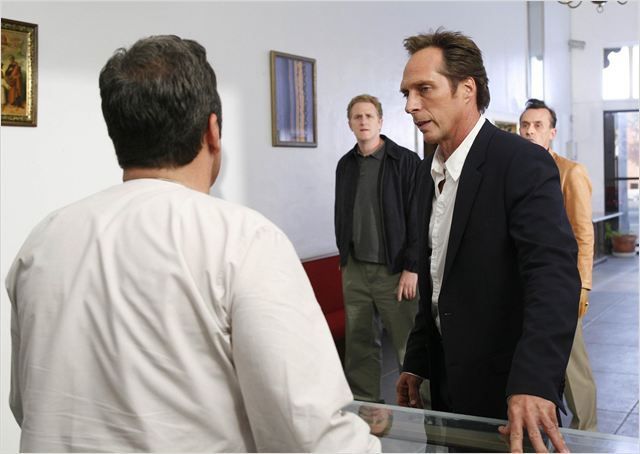 Prison Break : photo Michael Rapaport, Robert Knepper, William Fichtner