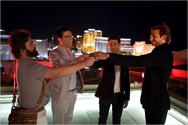 Very Bad Trip : Photo Bradley Cooper, Ed Helms, Justin Bartha, Todd Phillips, Zach Galifianakis