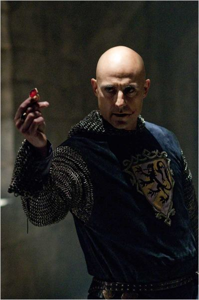 Robin des Bois : photo Mark Strong, Ridley Scott